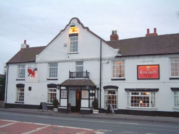 The Redlion Holt Heath.